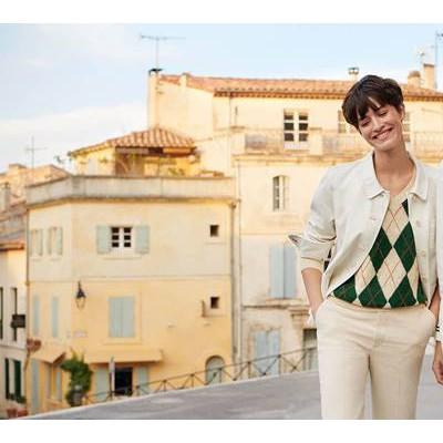 优衣库 x INES DE LA FRESSANGE 2020春夏系列开启全新优雅风潮